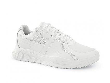 biela dámska pracovná obuv FALCON