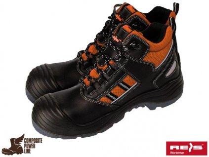 RW00 - BCL Bezpečnostná členková obuv