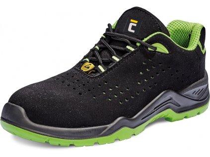 ESD bezpečnostná obuv HALWILL MF ESD S1P SRC