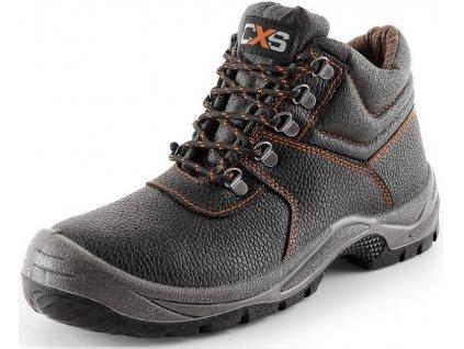 pracovná obuv bez oceľovej špičky CXS Apatit