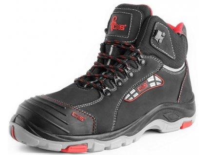 Pracovná obuv bez ocelovej špičky CXS ROCK DIORIT O2