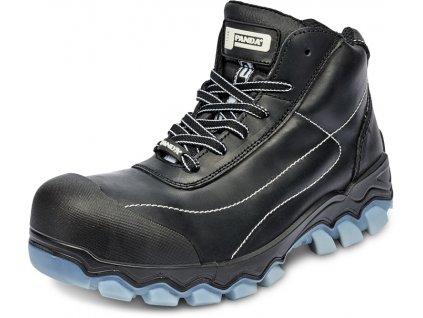 2ac377676087 Bezpečnostná obuv THREE MF S3 SRC kotník. Bezpečnostná členková ...