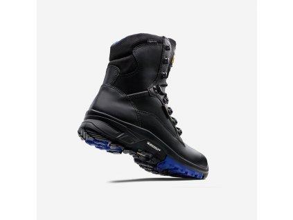 f716263541 Zateplená vysoká bezpečnostná obuv HIGH ANKLE S3 CI SRC