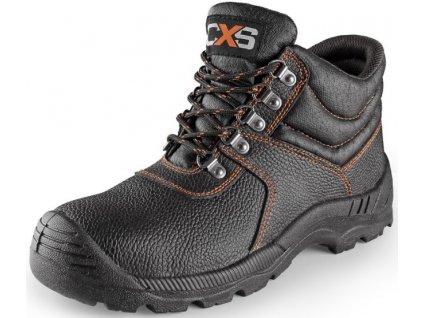 Bezpečnostná obuv s oceľovou špičkou Marble S2 b8f43c541e1