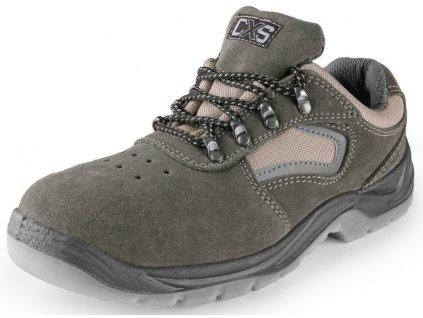 Pracovná obuv bez oceľovej špičky CXS DOBRMAN