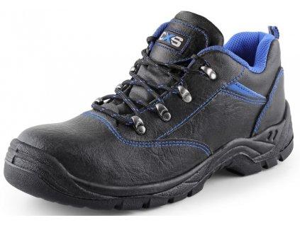 pracovná obuv poltopánky s oceľovou špičkou CXS
