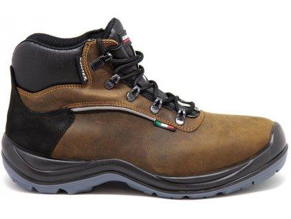 bezpečnostná obuv GIASCO ALPIS3CIHIWRHRO HR058G