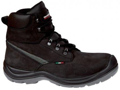 Vysoká bezpečnostná obuv POMPEI S3 CI HI HRO HR078N