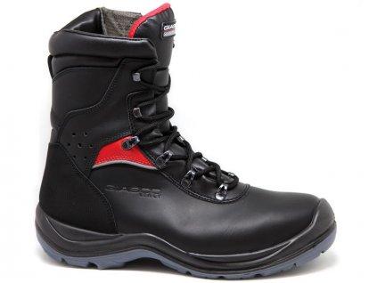 Vysoká bezpečnostná obuv GIASCO QUEBECS3CIHIWRHRO HR178L