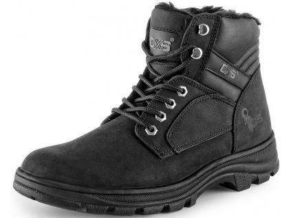 Celokožená pracovná obuv bez oceľovej špičky CXS INDUSTRY