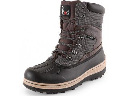 Zimná vysoká obuv CXS winter snow