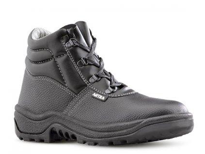 Kvalitná kožená bezpečnostná obuv S3 od výrobcu ARTRA v modele ARAUKAN 940 6060 S3 SRC