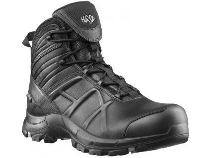 Bezpečnostná členková obuv S3 HAIX Black Eagle Safety 50 mid