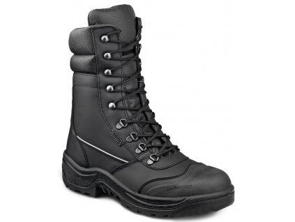 Vysoká bezpečnostná obuv od výrobcu ARTRA v modele ARCADIA 964 6060 S3 SRC