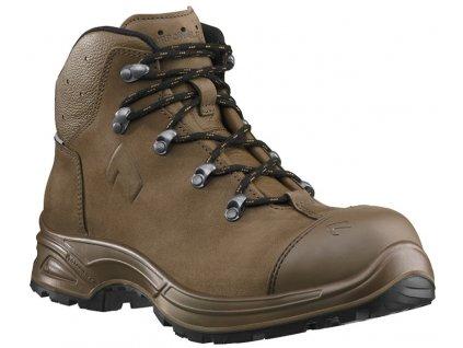 Pohodlná GORE-TEX bezpečnostná členková obuv S3 pre stavebníctvo, priemysel a voľný čas HAIX AIRPOWER XR26 36539