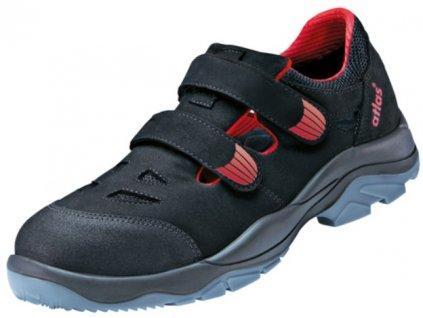 Bezpečnostné sandále ATLAS SL 36 red ESD