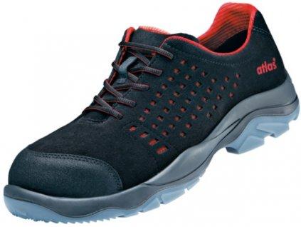 Bezpečnostná ESD obuv ATLAS SL 30 red ESD