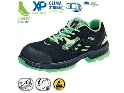 Bezpečnostná športová obuv ATLAS Flash 2605 XP S1P