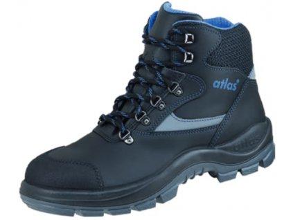 Bezpečnostná členková obuv s oceľovou špičkou ATLAS AGRAR STX