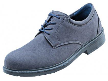 c20959f82d70 Bezpečnostná obuv poltopánky s oceľovou špičkou ATLAS CX 565 grey ESD S1P