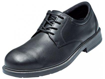 čierna bezpečnostná office ESD obuv CX 340 Office ESD S2