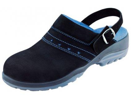 Dámska bezpečnostná obuv ESD