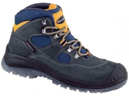 Bezpečnostná členková obuv Canadian line S1P Sherpa