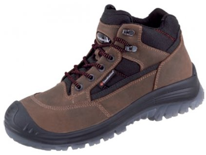 bezpečnostná členková obuv