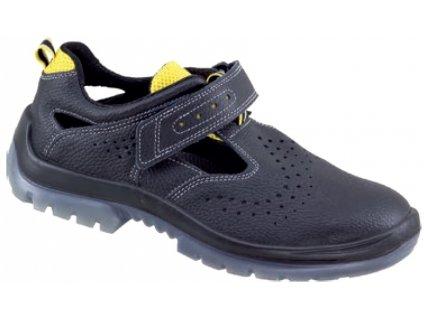 Pracovné sandále S1P canadianLine model Lama