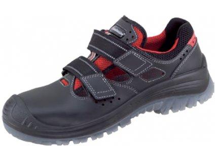bezpečnostné sandále S1P canadianLine model Portorico