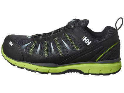 Bezpečnostná obuv športového vzhľadu s BOA zapínaním Helly Hansen model Smestad Boa green 1