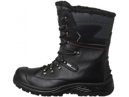 Zimná zateplená bezpečnostná obuv S3 výrobcu Helly Hansen v modele AKER WINTERBOOT