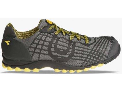 športová bezpečnostná obuv s hliníkovou špičkou Diadora Beat low