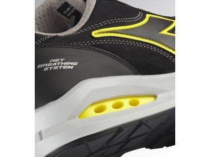 bezpečnostná obuv S1P športového vzhľadu Diadora Glove low