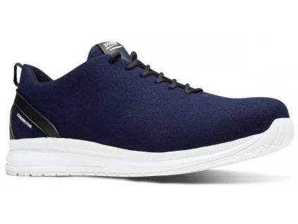bezpečnostná športová obuv S3 s odľahčenou bezpečnostnou špičkou X AR v modrej farbe