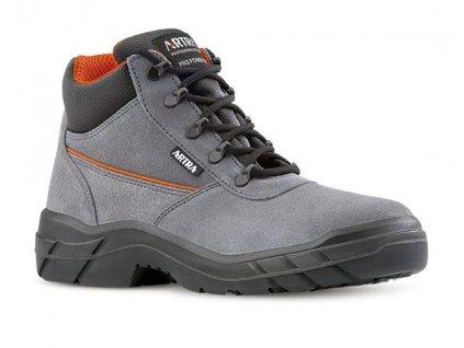 Pracovná obuv členková bez oceľovej špičky od výrobcu ARTRA v modele  ARCHER 943 2460 O1 FO SRC