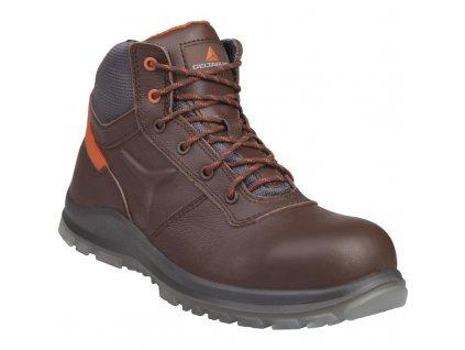 bezpečnostná obuv hnedá CONCORDE S3 DELTA PLUS