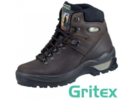 Pohodlná trekingová obuv s GRITEX membránou 58713