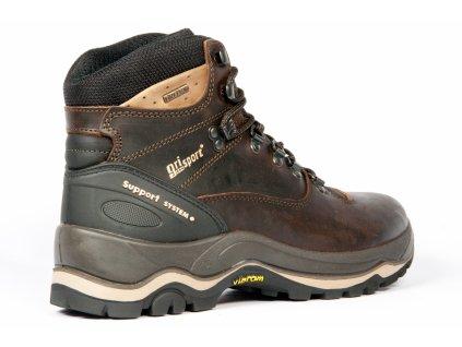 Kotníková trekingová obuv s GRITEX membránou 58733