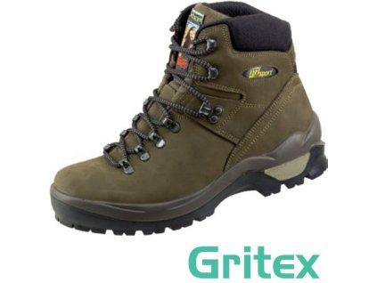 Členková trekingová obuv s GRITEX membránou 58767