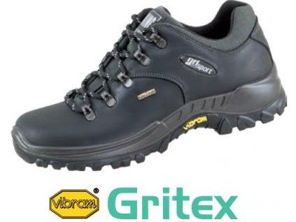 Kvalitná trekingová poltopánka s GRITEX membránou a vibram podrážkou 57733