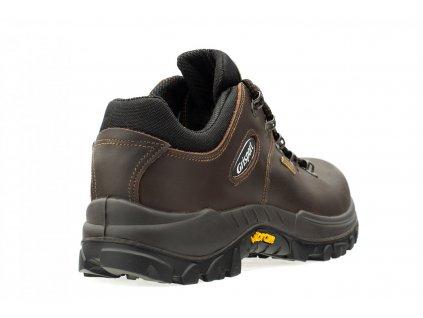 Kvalitná trekingová poltopánka s GRITEX membránou a vibram podrážkou 57732