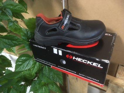 Bezpečnostné sandále HECKEL