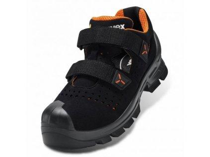 bezpečnostné sandále uvex vibram