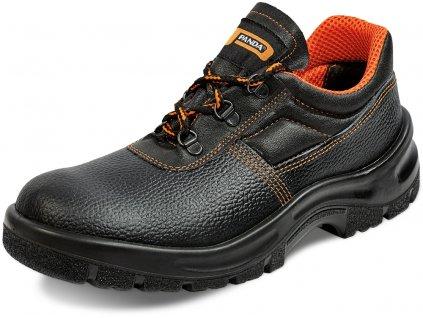 pracovná obuv panda ERGON BETA O1 SRC