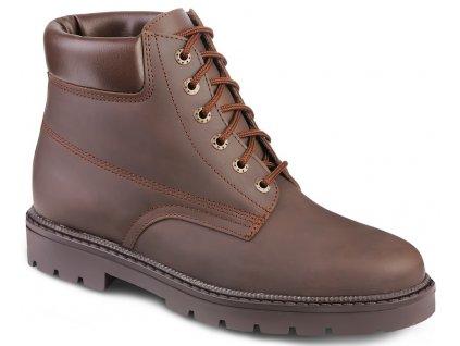 Členková kožená pracovná obuv ARTRA  710 Z 4040
