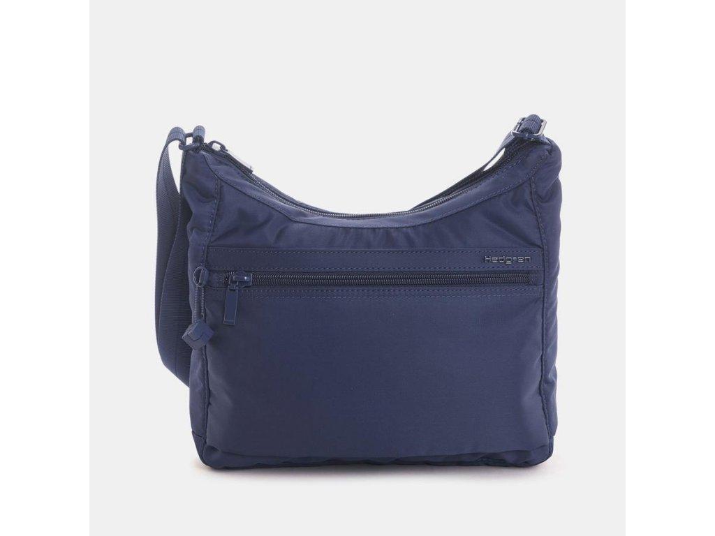 6600d5ceeff0 Hedgren elegantní dámská kabelka modrá Harper s HIC01S - Grubin