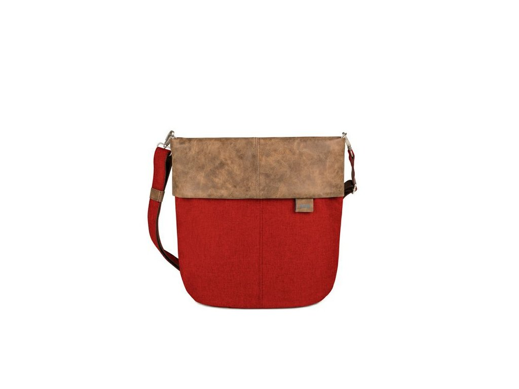 ot 012 kabelka červena