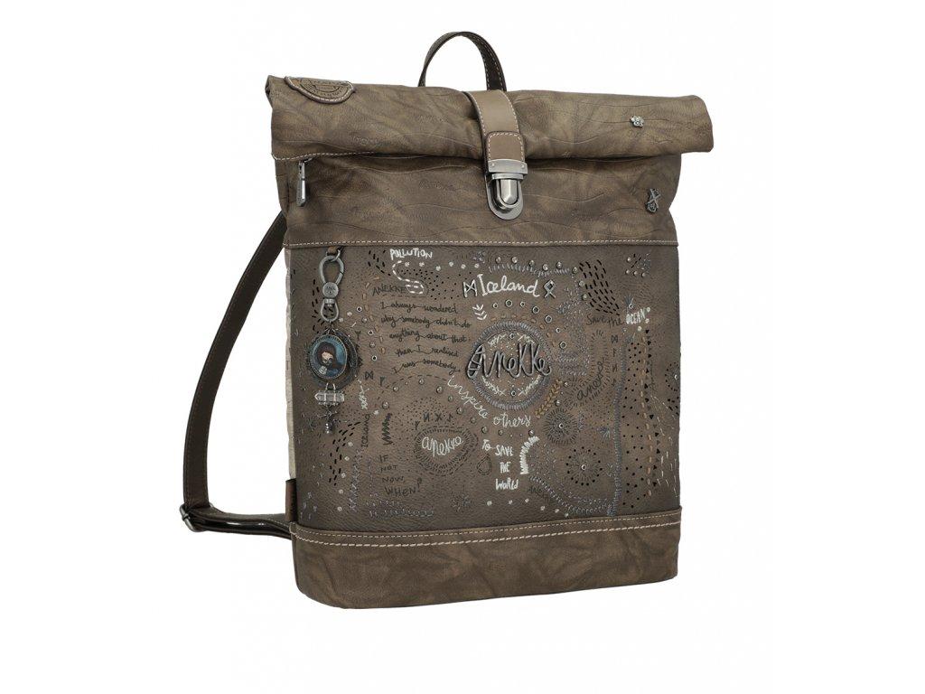 Anekke rolovací batoh Rune 33745-010