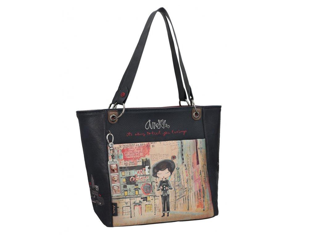 Anekke kabelka na rameno City Art 33801-047